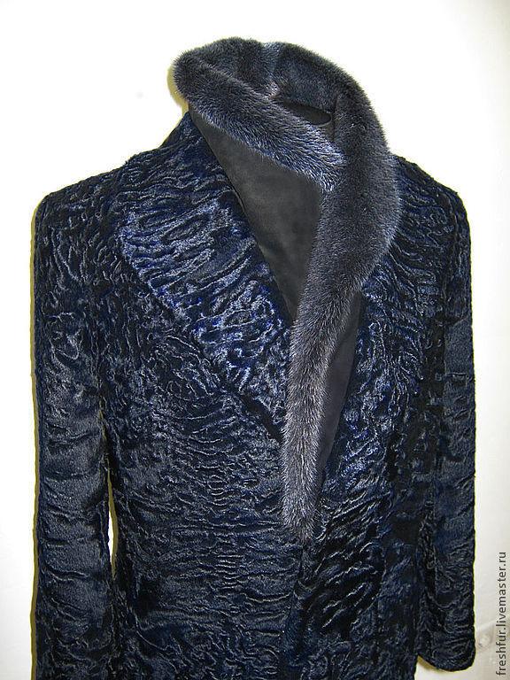 Женская Одежда Пальто Каракуль