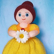 """Куклы и игрушки ручной работы. Ярмарка Мастеров - ручная работа Кукла-перевертыш """"Золушка"""". Handmade."""