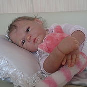 Куклы и игрушки ручной работы. Ярмарка Мастеров - ручная работа Кукла реборн из молда Оливер.. Handmade.