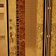 Элементы интерьера ручной работы. Ярмарка Мастеров - ручная работа. Купить интерьерная панель, дверная панель. Handmade. Серебряный, эксклюзив