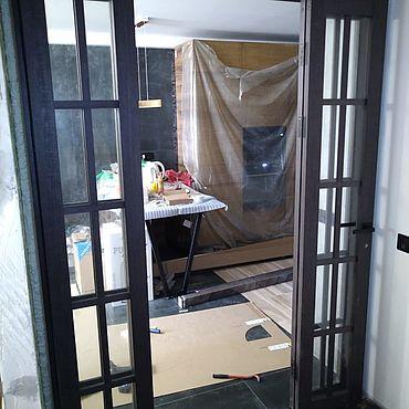 Для дома и интерьера ручной работы. Ярмарка Мастеров - ручная работа Дверь складная. Handmade.