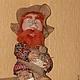 """Сказочные персонажи ручной работы. Кукла """"Домовой"""". Агаточка. Интернет-магазин Ярмарка Мастеров. Подарок на день рождения, оригинальный подарок"""