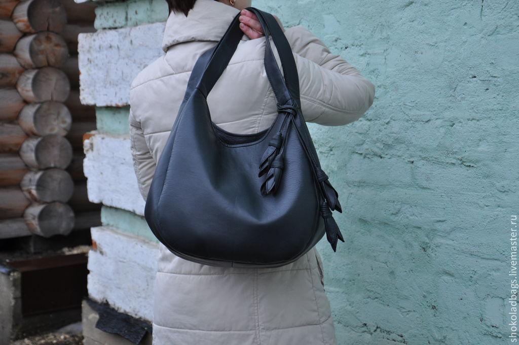 30a6397c8258 Ветюгова Юлия (shokoladbags) · Женские сумки ручной работы. Кожаная сумка