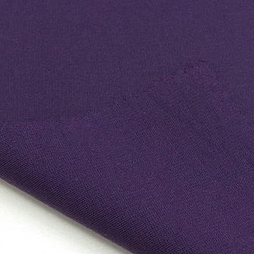 Материалы для творчества ручной работы. Ярмарка Мастеров - ручная работа Ткань натуральная трикотаж джерси фиолетовый. Handmade.