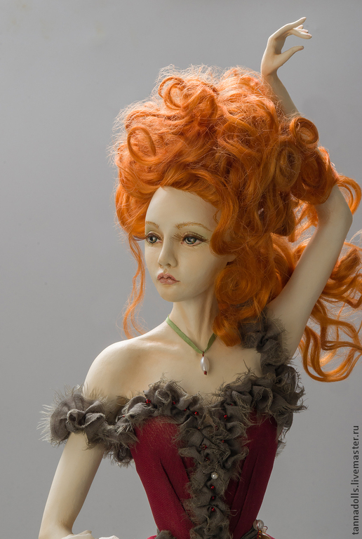 Коллекционные куклы ручной работы. Ярмарка Мастеров - ручная работа. Купить Танцующие с ветром. Вихрь. Handmade. Авторская ручная работа