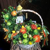 Цветы и флористика ручной работы. Ярмарка Мастеров - ручная работа В предверие лета. Handmade.