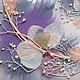 Интерьерные композиции ручной работы. Ярмарка Мастеров - ручная работа. Купить флористические миниатюры. Handmade. Флористический коллаж