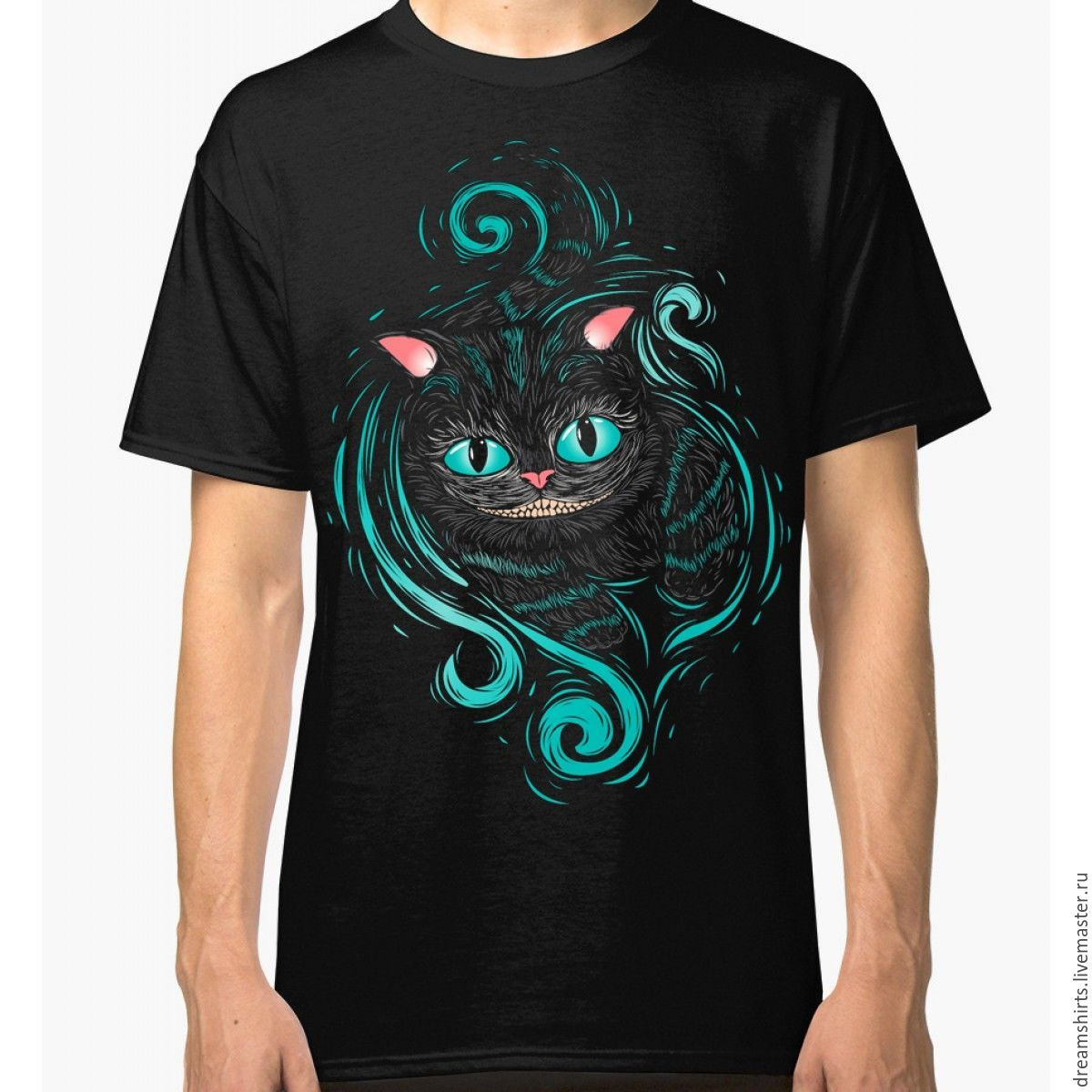 нового футболкт с картинками кошку, даже если