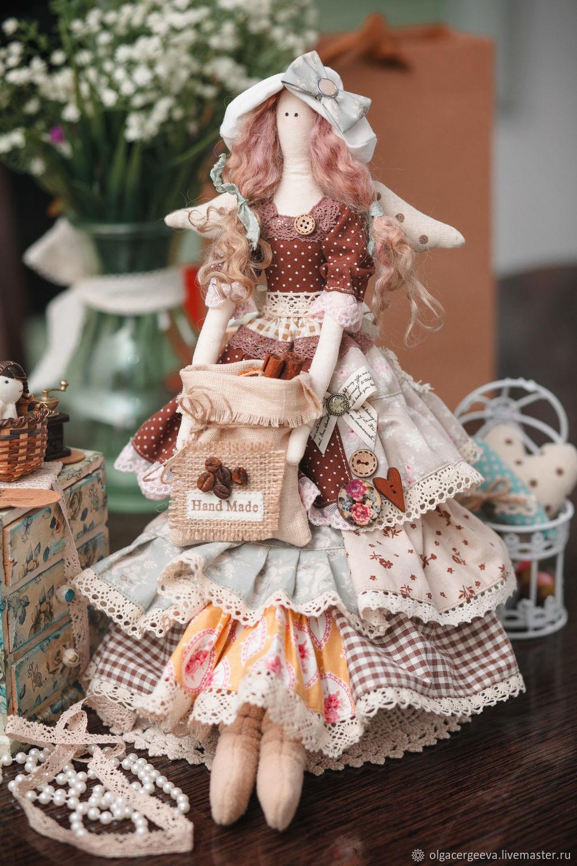 Кофейная фея, Тильды, Карталы, Фото №1