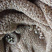 """Одежда ручной работы. Ярмарка Мастеров - ручная работа Платье """" Кремовый перламутр"""". Handmade."""