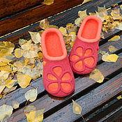 Обувь ручной работы. Ярмарка Мастеров - ручная работа Сочный Ярко-Красный Грейпфрут. Handmade.