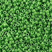 Материалы для творчества handmade. Livemaster - original item 10g Toho 10/0 47 mint green Japanese beads TOHO nephros. Handmade.