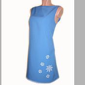 """Одежда ручной работы. Ярмарка Мастеров - ручная работа Платье вышитое """"Январь"""" - ручная вышивка. Handmade."""