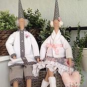 Куклы и игрушки handmade. Livemaster - original item Dwarves are the keepers of family happiness. Handmade.