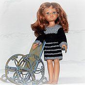 Куклы и игрушки ручной работы. Ярмарка Мастеров - ручная работа Платье на куклу Паола Рейна. Handmade.