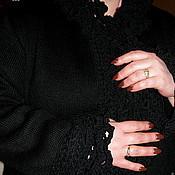 """Одежда ручной работы. Ярмарка Мастеров - ручная работа """"Bonjour """"пальто. Handmade."""