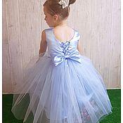 Платья ручной работы. Ярмарка Мастеров - ручная работа Платье Безмятежность. Handmade.