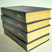 Винтаж handmade. Livemaster - original item D.. Merezhkovsky, 4 volumes, collected works 1990. Handmade.