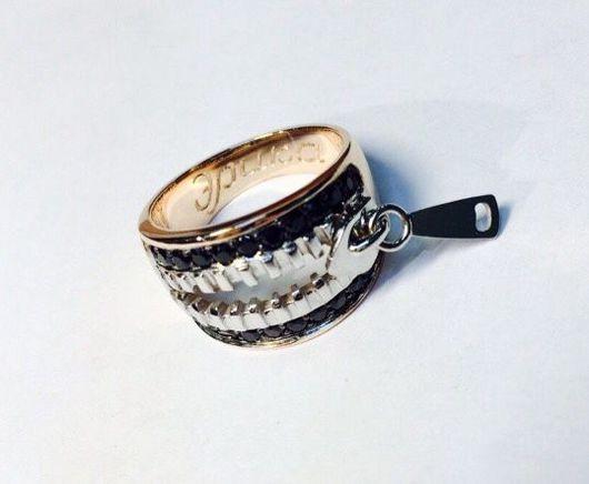 Кольца ручной работы. Ярмарка Мастеров - ручная работа. Купить Кольцо золотое. Handmade. Кольцо ручной работы, кольцо с камнями