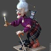 Куклы и игрушки ручной работы. Ярмарка Мастеров - ручная работа Ночной дозор-3. Handmade.