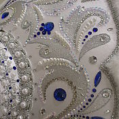 """Одежда ручной работы. Ярмарка Мастеров - ручная работа Корона для Снегурочки """"Сказка"""". Handmade."""