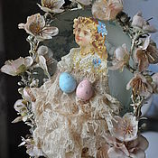 Подарки к праздникам handmade. Livemaster - original item Interior decoration, Victorian,,. Handmade.