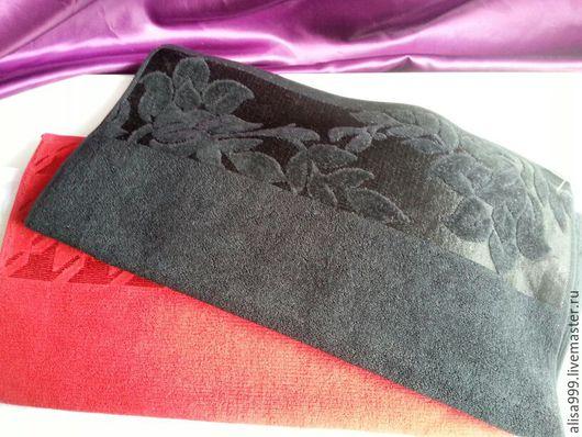 Для дома и интерьера ручной работы. Ярмарка Мастеров - ручная работа. Купить Полотенца из болгарского микрохлопка. Handmade. Махровые полотенца