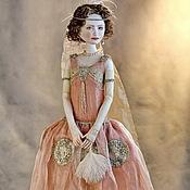 Куклы и игрушки ручной работы. Ярмарка Мастеров - ручная работа Синтия. подвижная кукла из фарфора. Handmade.