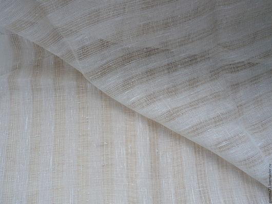 Шитье ручной работы. Ярмарка Мастеров - ручная работа. Купить Лен декоративная портьерная ткань. Handmade. Льняные шторы