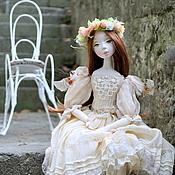 Куклы и игрушки ручной работы. Ярмарка Мастеров - ручная работа Коллекционная кукла Ева. Handmade.