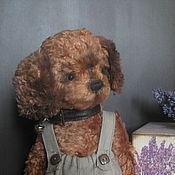 Куклы и игрушки ручной работы. Ярмарка Мастеров - ручная работа Собачка Dazy. Handmade.