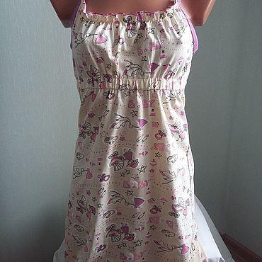 Одежда ручной работы. Ярмарка Мастеров - ручная работа Сорочка Надежда. Handmade.