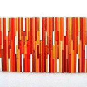 Картины и панно handmade. Livemaster - original item A-Abstraction. Handmade.