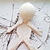Заготовки для кукол и игрушек ручной работы. Ярмарка Мастеров - ручная работа Заготовка для шитья куклы. Handmade.