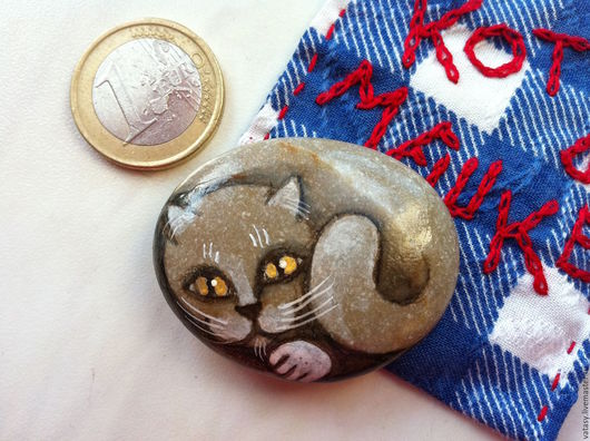 Кот в мешке - релакс всегда с тобой)))
