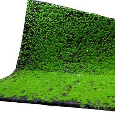 Дизайн и реклама ручной работы. Ярмарка Мастеров - ручная работа Площадка мох иск. 50х50 для моделирования фитодизайн. Handmade.