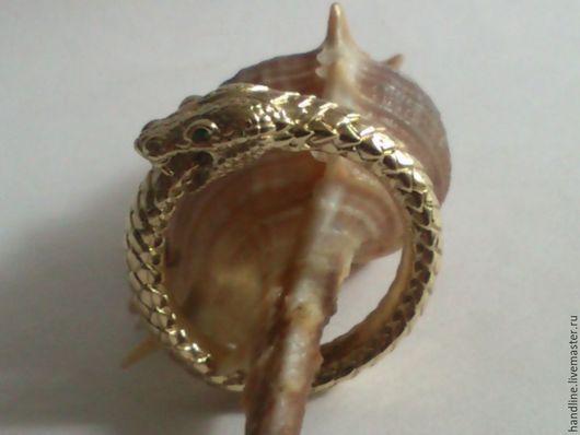 """Кольца ручной работы. Ярмарка Мастеров - ручная работа. Купить Кольцо""""Змей"""" (Уроборос). Handmade. Змей, кольцо со змеем, серебро"""