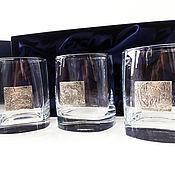 Сувениры и подарки handmade. Livemaster - original item A set of glasses
