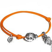 Украшения handmade. Livemaster - original item Summer bracelet on thread. Handmade.