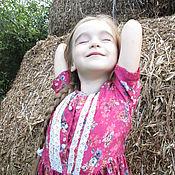 Работы для детей, handmade. Livemaster - original item Dress Is