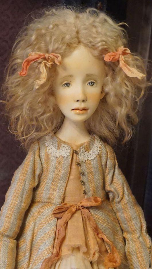 Коллекционные куклы ручной работы. Ярмарка Мастеров - ручная работа. Купить Коллекционная куколка Мэри.. Handmade. Кукла ручной работы
