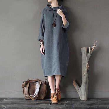 Одежда ручной работы. Ярмарка Мастеров - ручная работа Платье в стиле бохо «Светлана». Handmade.