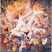 Картины и панно ручной работы. Ярмарка Мастеров - ручная работа Откровение. Handmade.