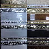 handmade. Livemaster - original item Cornice ceiling with decorative blend. Handmade.