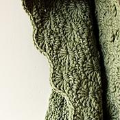 """Аксессуары ручной работы. Ярмарка Мастеров - ручная работа Снуд """"Полынные Луны"""". Handmade."""