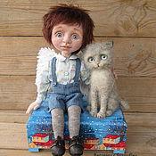Куклы и игрушки ручной работы. Ярмарка Мастеров - ручная работа Ангел -хранитель.. Handmade.
