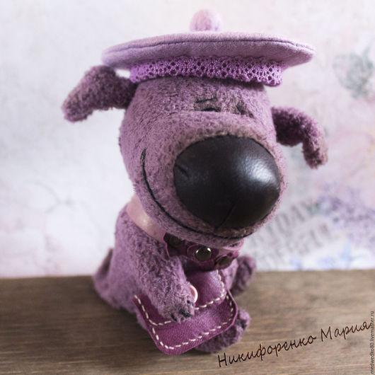 Мишки Тедди ручной работы. Ярмарка Мастеров - ручная работа. Купить Собачка тедди Жизель. Handmade. Собачка тедди