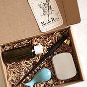 Материалы для творчества handmade. Livemaster - original item Calligraphy set No. №1. Handmade.