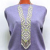 Украшения handmade. Livemaster - original item Necklace: Gerdan. Handmade.