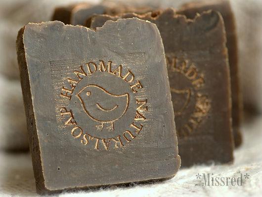 Soap handmade. Livemaster - handmade. Buy tar natural soap.Handmade soap, soap from scratch, coal-tar soap